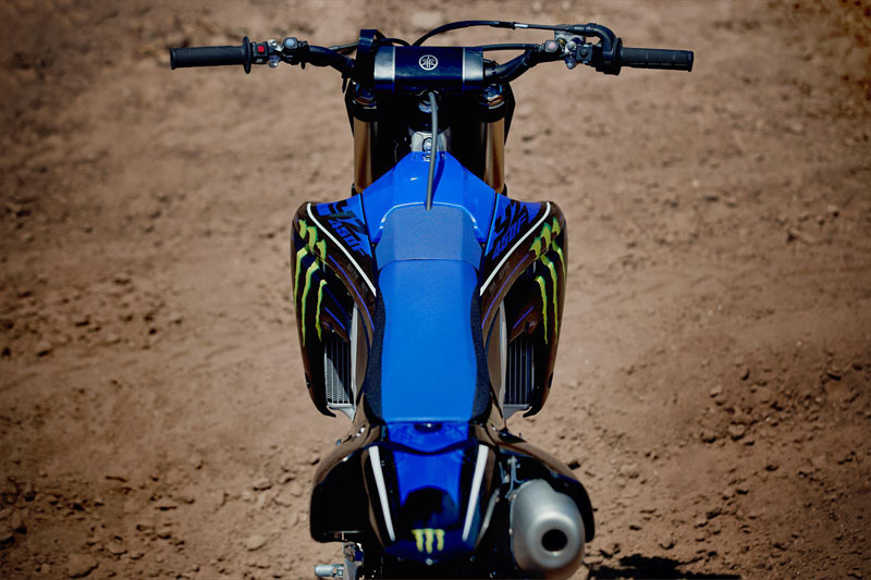 2021 Yamaha YZ450F Monster Energy Yamaha Racing Edition in Johnson Creek, Wisconsin - Photo 21