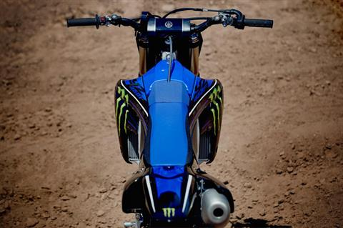 2021 Yamaha YZ450F Monster Energy Yamaha Racing Edition in Santa Maria, California - Photo 21