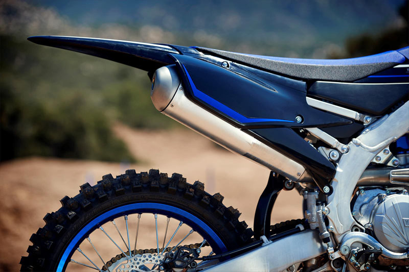 2021 Yamaha YZ450F Monster Energy Yamaha Racing Edition in Rexburg, Idaho - Photo 22