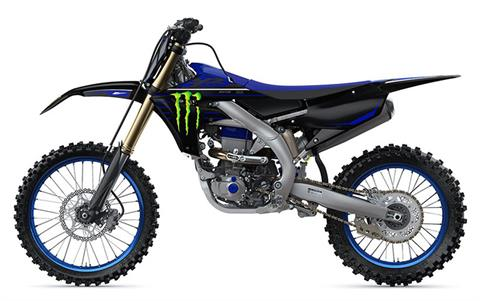 2021 Yamaha YZ450F Monster Energy Yamaha Racing Edition in Mount Pleasant, Texas - Photo 2