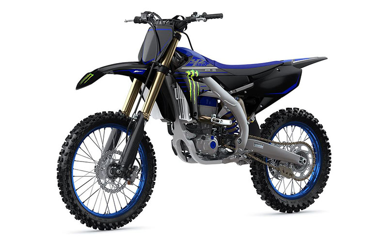 2021 Yamaha YZ450F Monster Energy Yamaha Racing Edition in Hicksville, New York - Photo 4