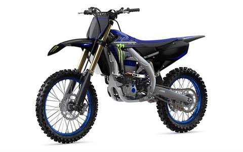 2021 Yamaha YZ450F Monster Energy Yamaha Racing Edition in Starkville, Mississippi - Photo 4