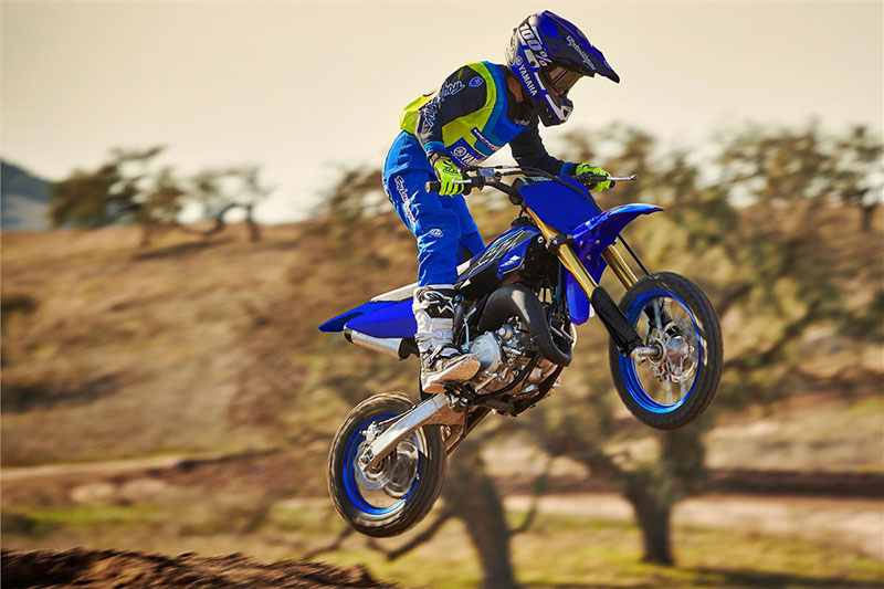 2021 Yamaha YZ65 in San Jose, California - Photo 6