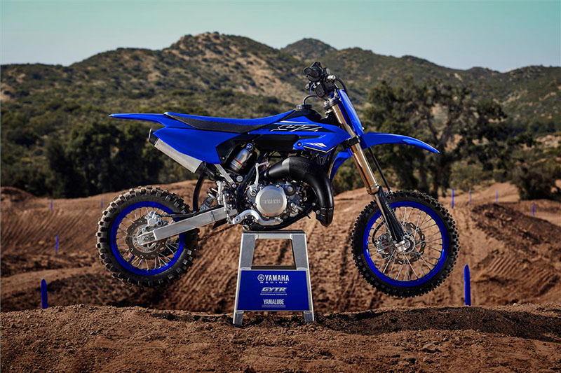 2021 Yamaha YZ65 in Metuchen, New Jersey - Photo 9