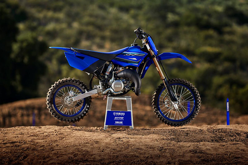 2021 Yamaha YZ85 in Mount Pleasant, Texas - Photo 9