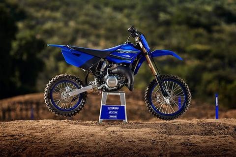 2021 Yamaha YZ85 in Johnson City, Tennessee - Photo 9