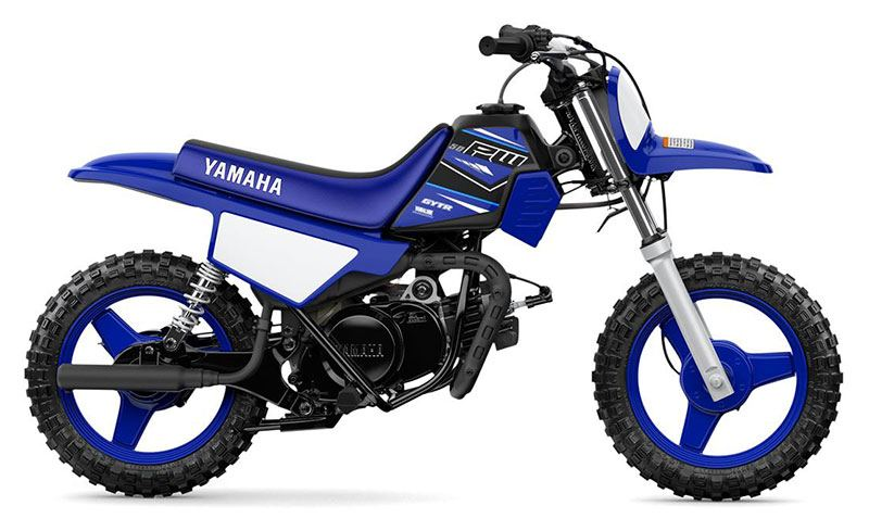 2021 Yamaha PW50 in Philipsburg, Montana - Photo 1