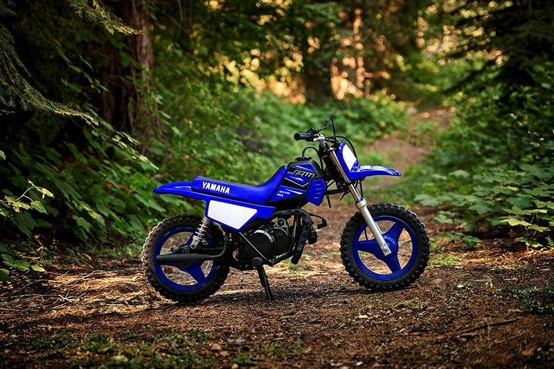 2021 Yamaha PW50 in Mount Pleasant, Texas - Photo 12