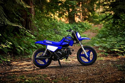 2021 Yamaha PW50 in Victorville, California - Photo 12
