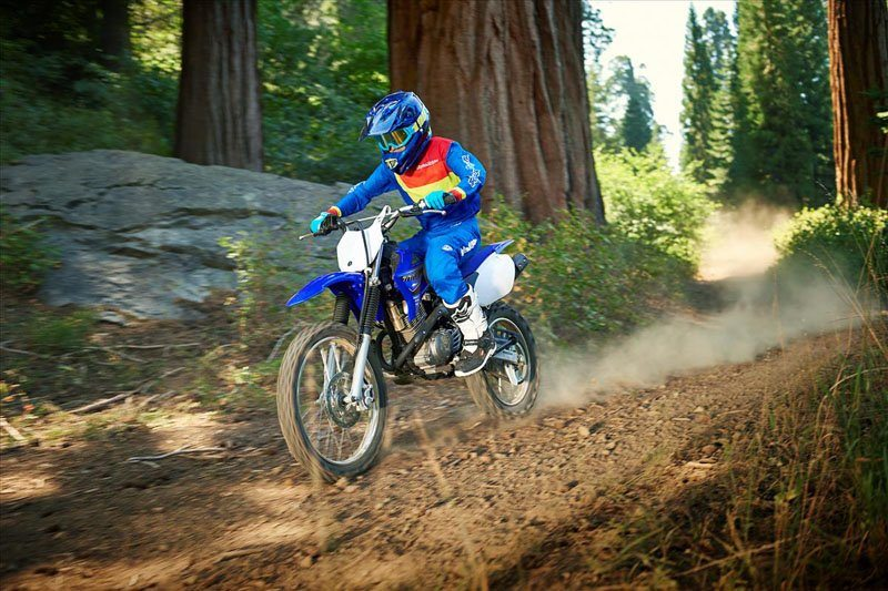 2021 Yamaha TT-R125LE in Woodinville, Washington - Photo 9
