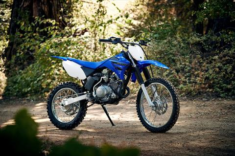 2021 Yamaha TT-R125LE in Saint Helen, Michigan - Photo 12