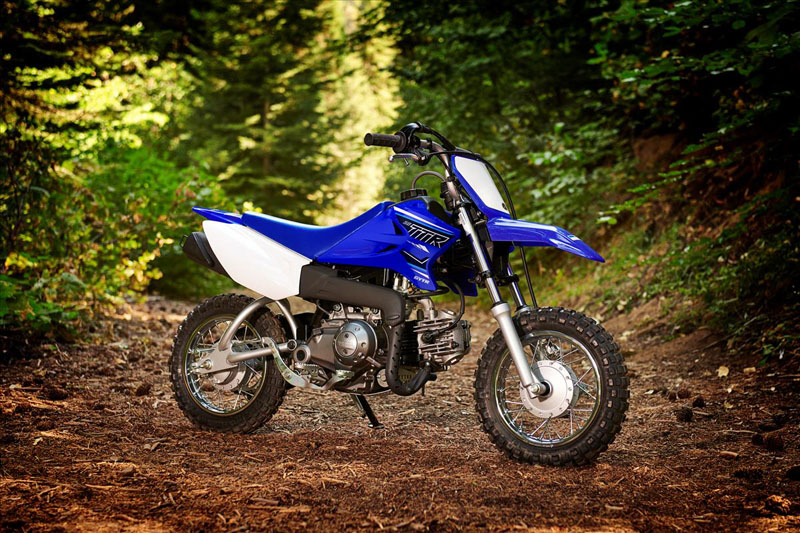 2021 Yamaha TT-R50E in Butte, Montana - Photo 12