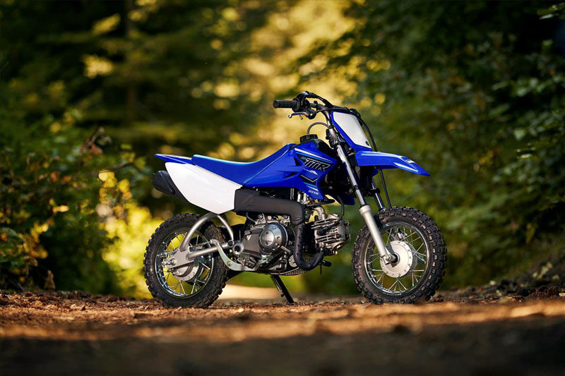 2021 Yamaha TT-R50E in Starkville, Mississippi - Photo 13
