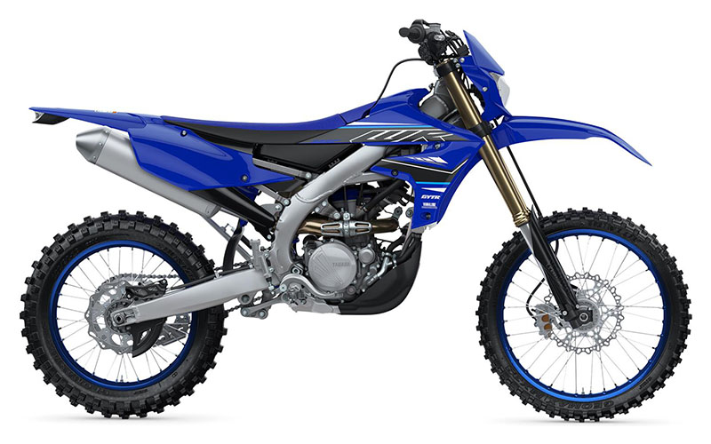 2021 Yamaha WR250F in San Jose, California - Photo 1