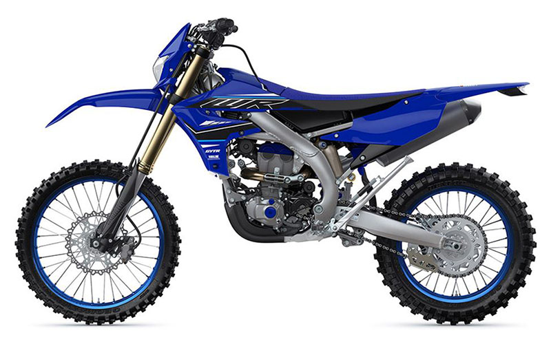 2021 Yamaha WR250F in Escanaba, Michigan - Photo 2