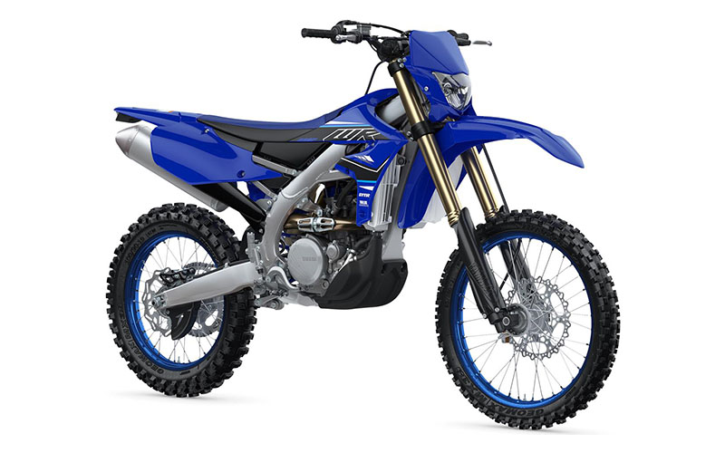 2021 Yamaha WR250F in Danville, West Virginia - Photo 3