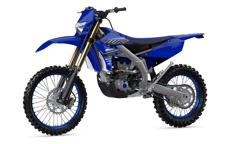 2021 Yamaha WR250F in San Jose, California - Photo 4