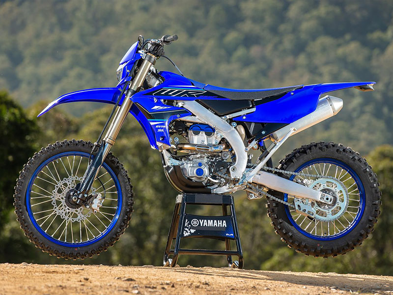 2021 Yamaha WR250F in Newnan, Georgia - Photo 6
