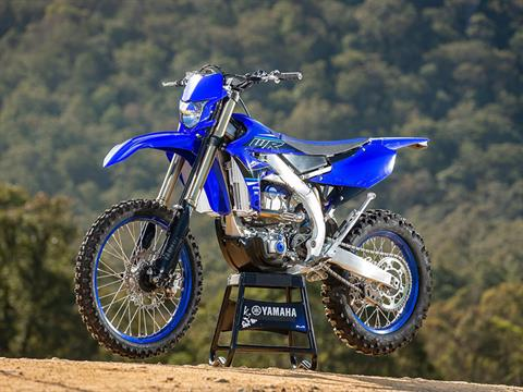 2021 Yamaha WR250F in Danville, West Virginia - Photo 7