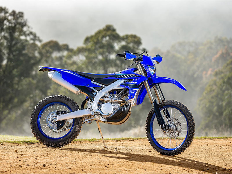 2021 Yamaha WR250F in Cambridge, Ohio - Photo 8