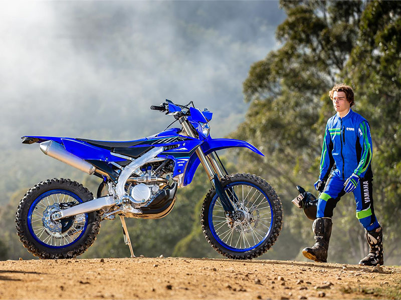 2021 Yamaha WR250F in San Jose, California - Photo 9