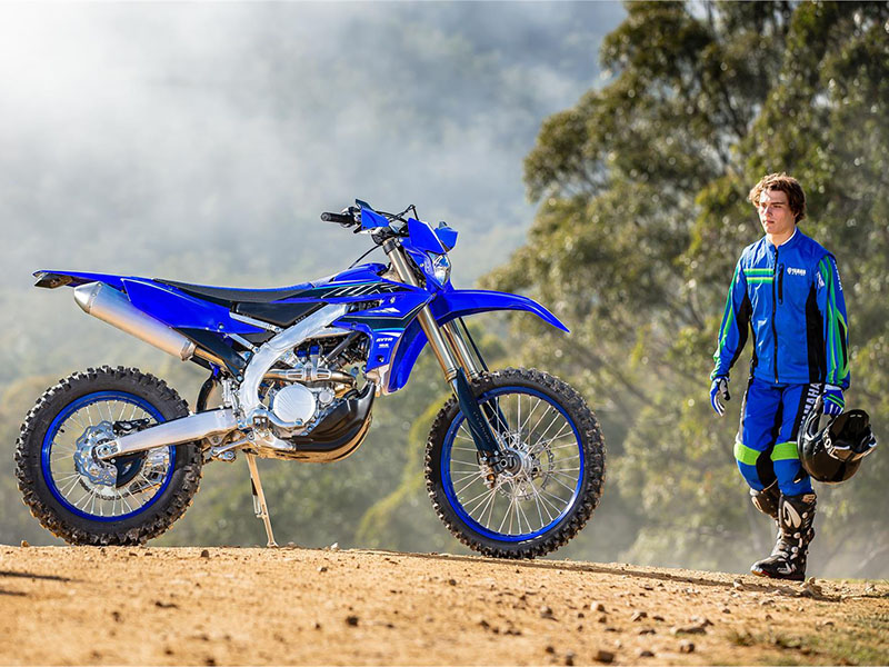 2021 Yamaha WR250F in Tyrone, Pennsylvania - Photo 10