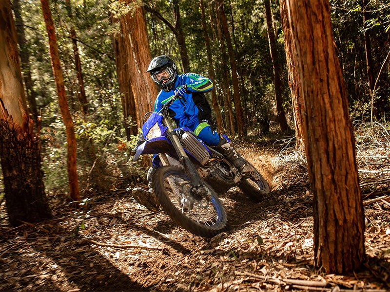 2021 Yamaha WR250F in Woodinville, Washington - Photo 12