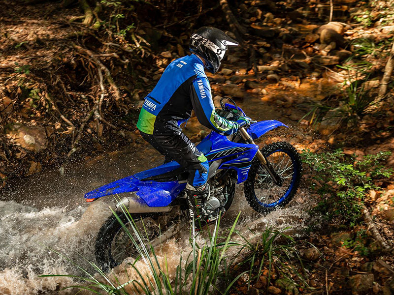 2021 Yamaha WR250F in Woodinville, Washington - Photo 14