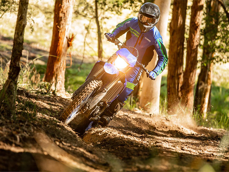 2021 Yamaha WR250F in Billings, Montana - Photo 15
