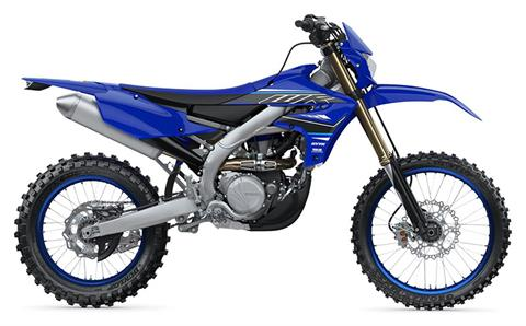 2021 Yamaha WR450F in Belvidere, Illinois