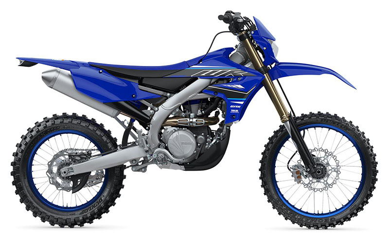2021 Yamaha WR450F in Waynesburg, Pennsylvania - Photo 1