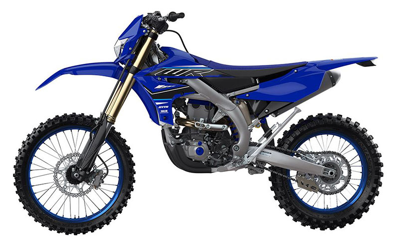 2021 Yamaha WR450F in College Station, Texas - Photo 2