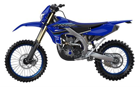 2021 Yamaha WR450F in Danville, West Virginia - Photo 2