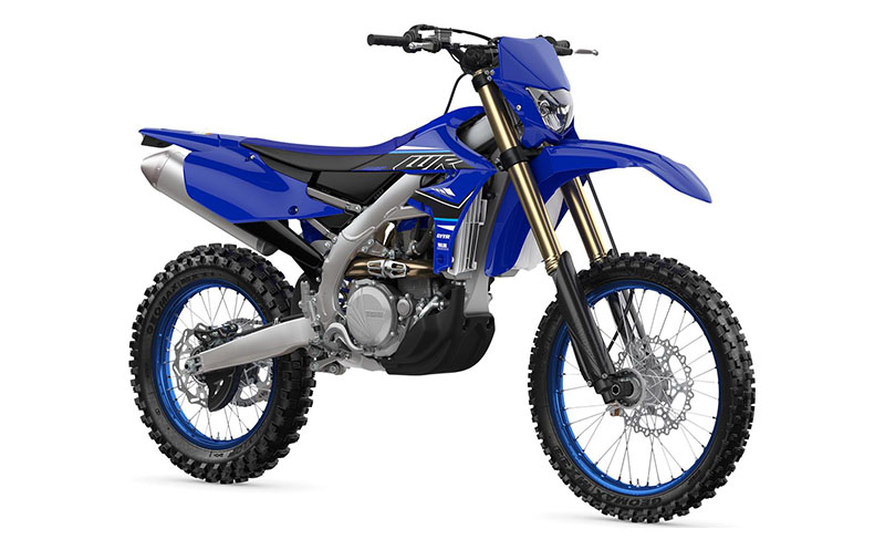 2021 Yamaha WR450F in Victorville, California - Photo 3