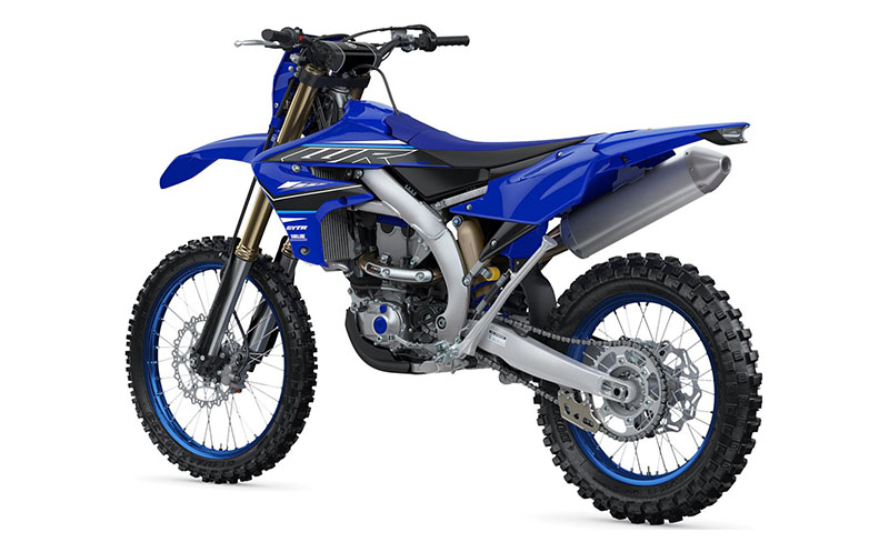 2021 Yamaha WR450F in Victorville, California - Photo 4