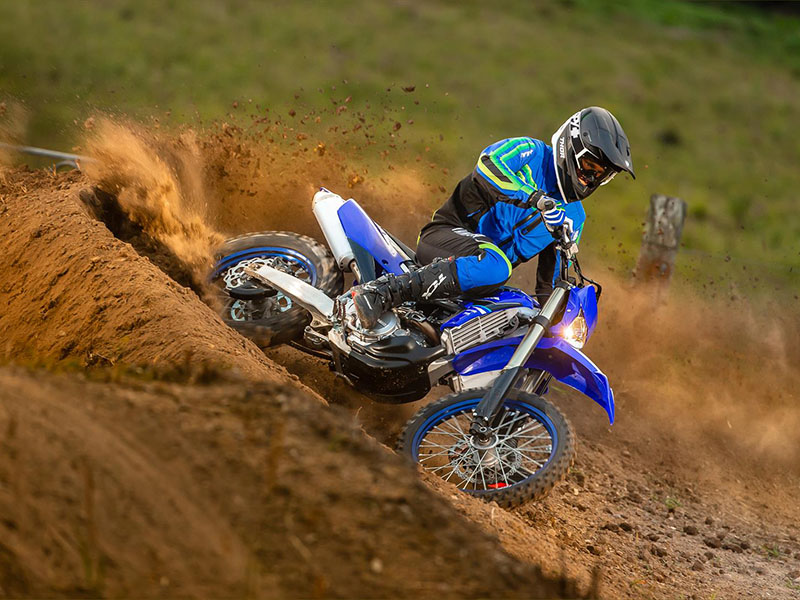 2021 Yamaha WR450F in Eureka, California - Photo 6