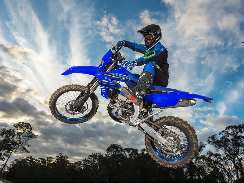 2021 Yamaha WR450F in Danville, West Virginia - Photo 7