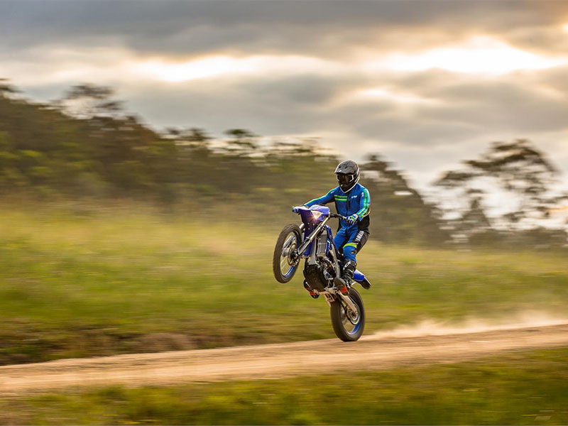 2021 Yamaha WR450F in Cumberland, Maryland - Photo 8