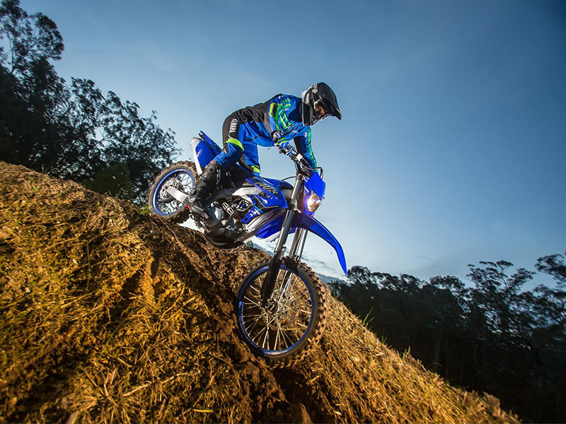 2021 Yamaha WR450F in Berkeley, California - Photo 9