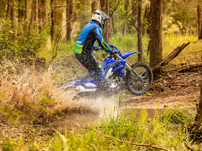 2021 Yamaha WR450F in Berkeley, California - Photo 10