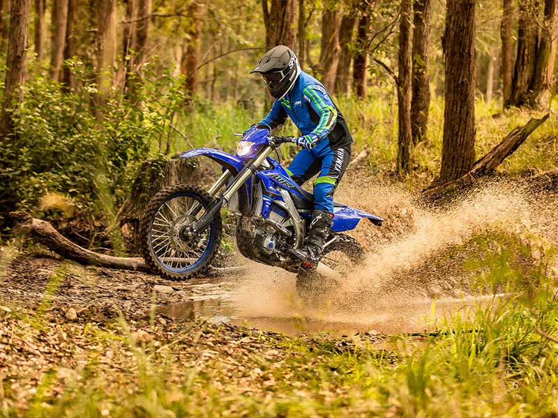 2021 Yamaha WR450F in Victorville, California - Photo 11