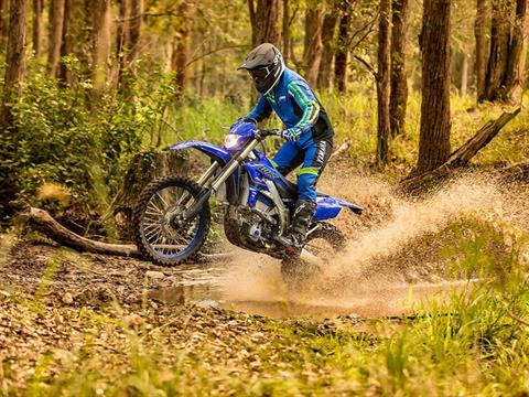 2021 Yamaha WR450F in College Station, Texas - Photo 11