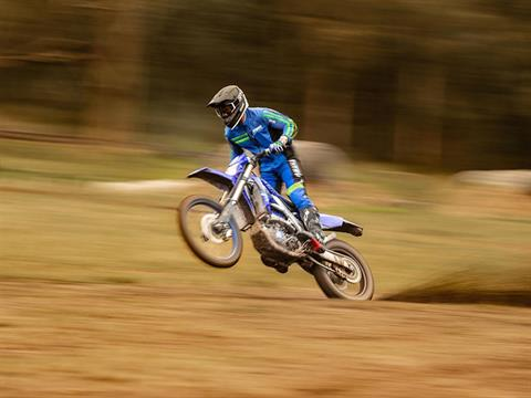 2021 Yamaha WR450F in College Station, Texas - Photo 13