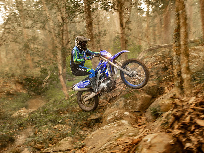 2021 Yamaha WR450F in Cumberland, Maryland - Photo 14