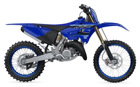 2021 Yamaha YZ125X in Greenville, North Carolina