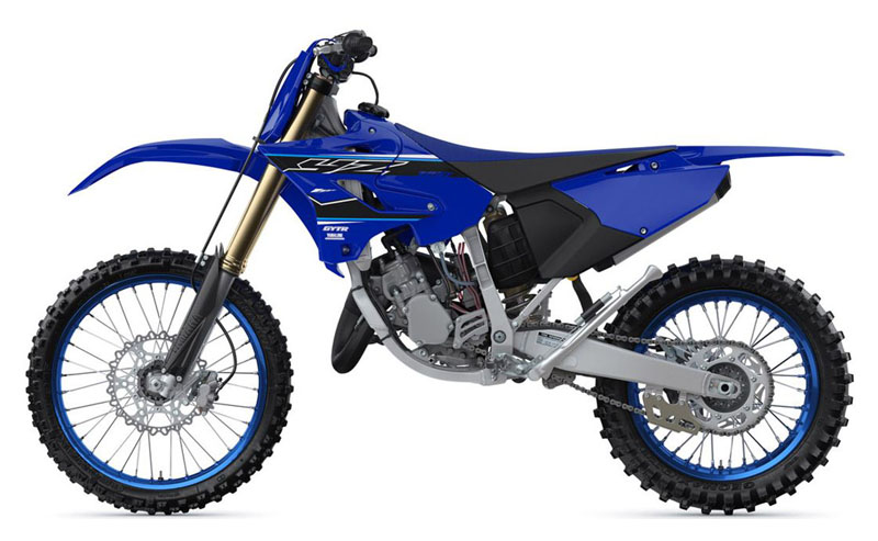 2021 Yamaha YZ125X in Herrin, Illinois - Photo 2
