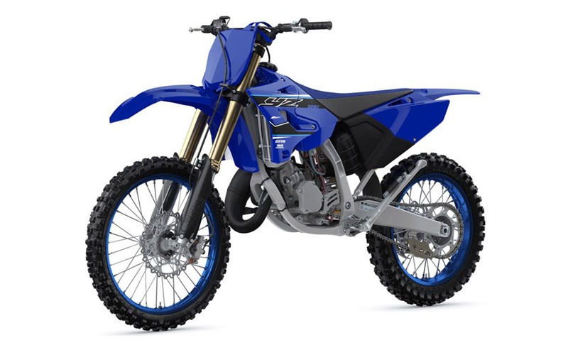 2021 Yamaha YZ125X in Burleson, Texas - Photo 4