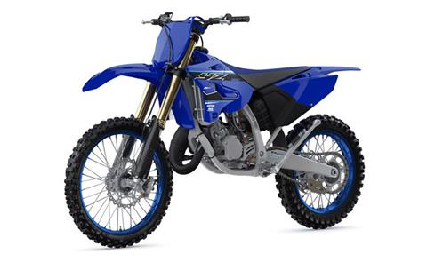 2021 Yamaha YZ125X in Brilliant, Ohio - Photo 4