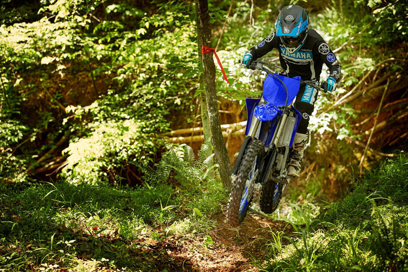 2021 Yamaha YZ125X in Danville, West Virginia - Photo 6