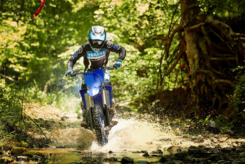 2021 Yamaha YZ125X in Mineola, New York - Photo 8